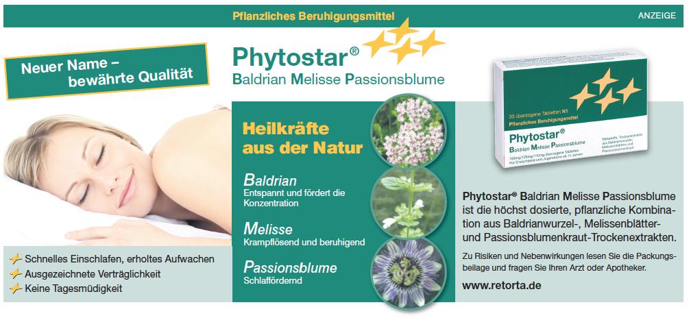 Anzeige: Phytostar, Retorta GmbH